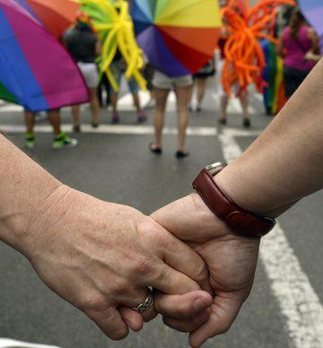Защита срещу престъпления от омраза